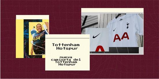 Tottenham Hotspur Camiseta   Camiseta Tottenham Hotspur replica 2021 2022