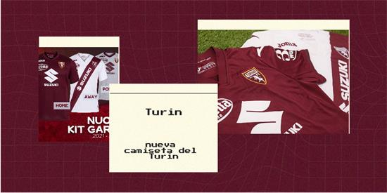 Turin | Camiseta Turin replica 2021 2022