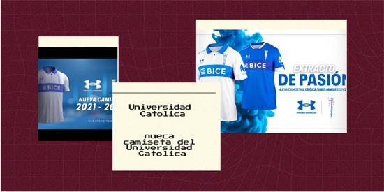 Universidad Catolica | Camiseta Universidad Catolica replica 2021 2022