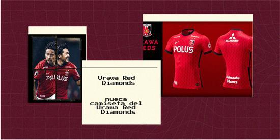 Urawa Red Diamonds | Camiseta Urawa Red Diamonds replica 2021 2022
