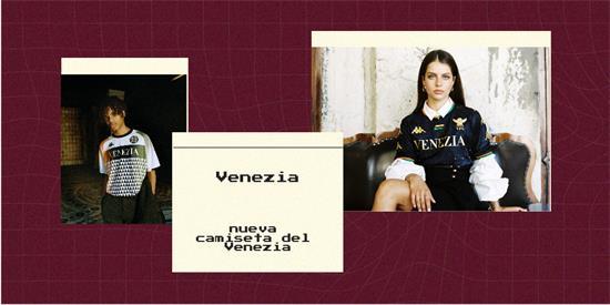 Venezia   Camiseta Venezia replica 2021 2022