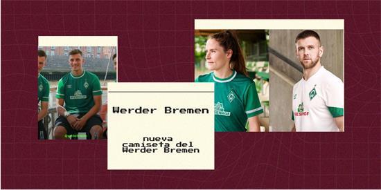 Werder Bremen Camiseta | Camiseta Werder Bremen replica 2021 2022