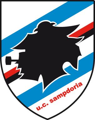 Sampdoria Camiseta   Camiseta Sampdoria replica 2021 2022